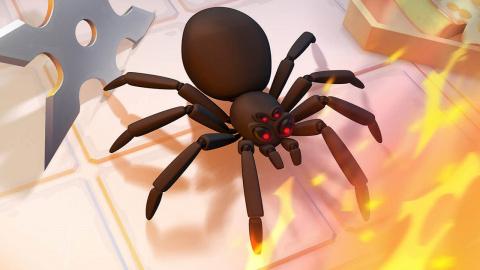 Kill It With Fire : On se débarrasse des araignées par le feu (Vidéo commentée)
