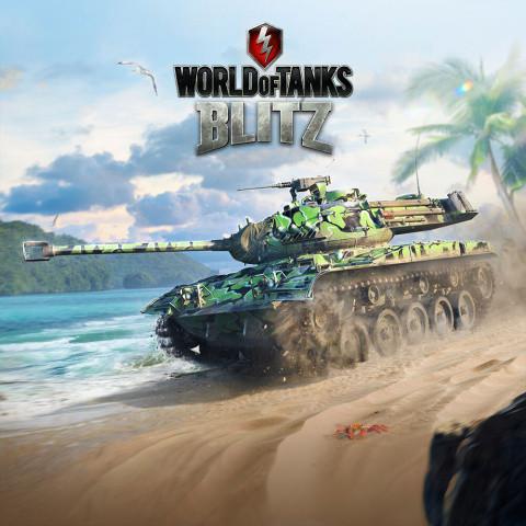 World of Tanks Blitz sur Switch