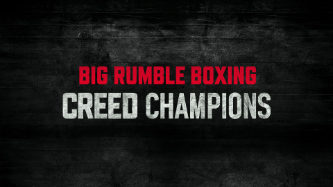 Big Rumble Boxing : Creed Champions sur Switch