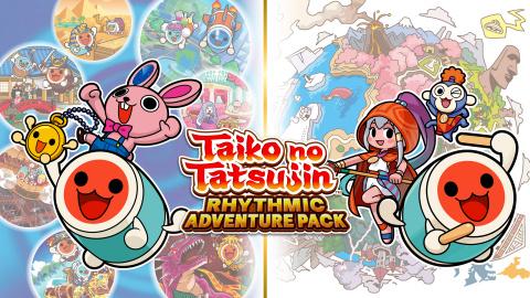 Taiko no Tatsujin : Rhythmic Adventure Pack sur Switch
