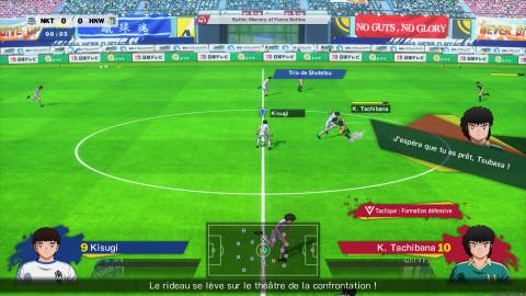Captain Tsubasa Rise of New Champions : un fan service généreux qui aurait mérité un meilleur gameplay