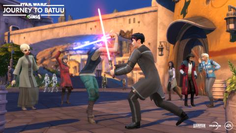 Gamescom 2020 | LEGO Star Wars : La Saga Skywalker repoussé à 2021