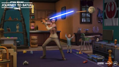 Star Wars s'invite dans le nouveau pack de Les Sims 4