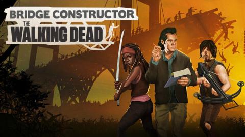Bridge Constructor : The Walking Dead sur PS5