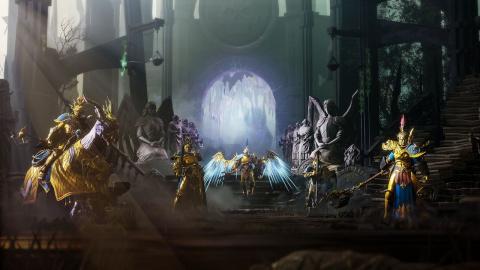 gamescom 2020 - Warhammer Age of Sigmar : Storm Ground annoncé pour 2021