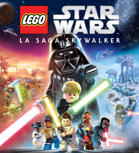 Lego Star Wars : La Saga Skywalker sur PC