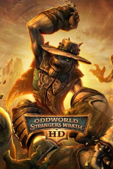 Oddworld : Stranger's Wrath HD sur Switch