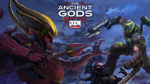 DOOM Eternal : The Ancient Gods, Part I sur PS4