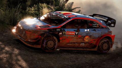 WRC 9 : La paisible ligne droite de Kylotonn