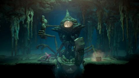 GRIME : Un action-RPG inspiré par Metroid et la série des Souls pour 2021
