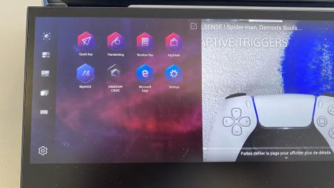 Test du PC portable ROG Zephyrus Duo : le laptop avec un deuxième écran au dessus du clavier