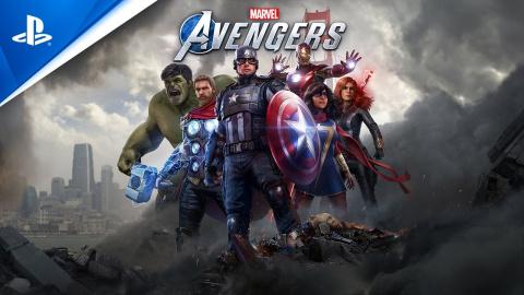 Marvel's Avengers : super-héros du pad, rassemblez-vous sur PS4 !