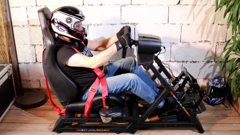 Test du cockpit Next Level Racing GTtrack : Sérieux et évolutif