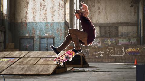 Tony Hawk's Pro Skater 1+2 : On fait le tour des premiers niveaux refaits à neuf