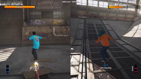 Tony Hawk's Pro Skater 1+2 : Plus beau et toujours aussi solide sur PS5 et Xbox Series