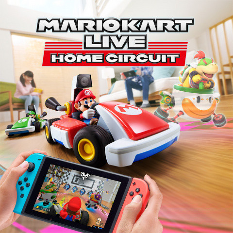 Mario Kart Live: Home Circuit sur Switch