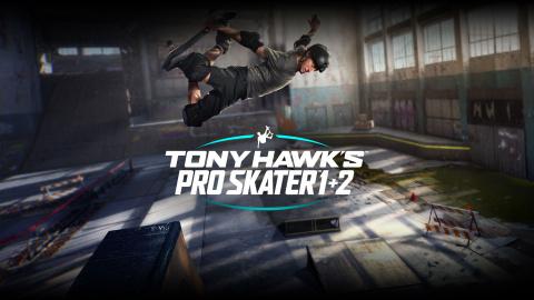 PS Store : Tony Hawk's™ Pro Skater™ 1 + 2 est disponible sur PS4