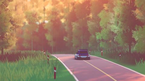 art of rally (Xbox Series X) : Une monture à la hauteur de la version PC ?