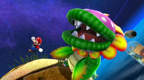 Super Mario Galaxy sur Switch : Nintendo clarifie l'utilisation des Joy-Con