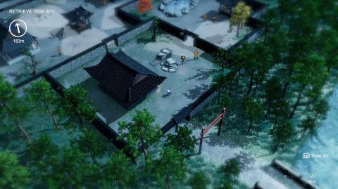 Wonhon: A Vengeful Spirit : Le jeu d'infiltration fantomatique se dévoile