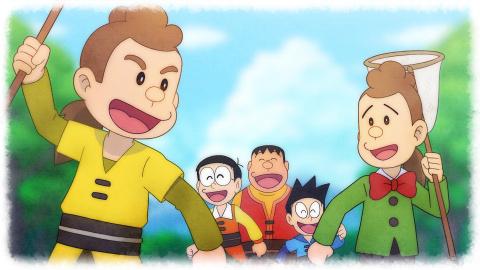 Doraemon Story of Seasons présente son trailer de lancement sur PS4