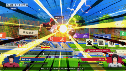 Bon plan Nintendo Switch : Captain Tsubasa Rise of New Champions à -50%