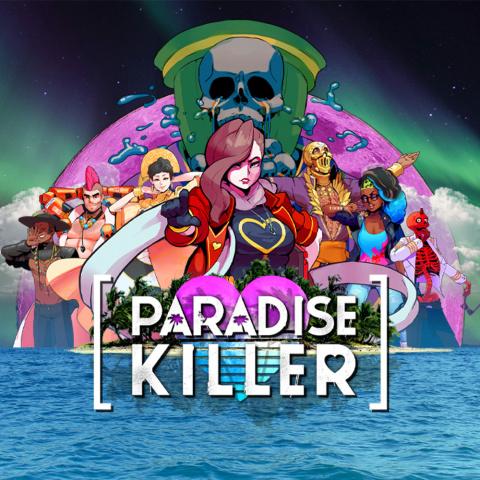 Paradise Killer sur Switch
