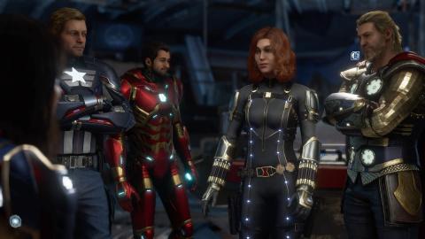 La campagne et l'Initiative Avengers