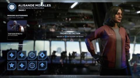 Missions de faction - SHIELD et Inhumains, comment ça marche