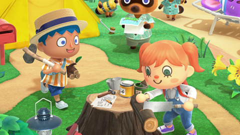 Animal Crossing attire beaucoup de joueurs ayant entre 20 et 30 ans