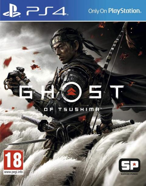 Promo PS4 : Ghost Of Tsushima au meilleur prix