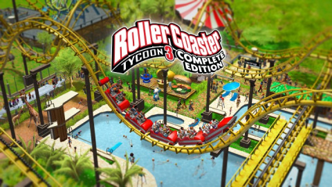 RollerCoaster Tycoon 3 : Complete Edition sur Switch