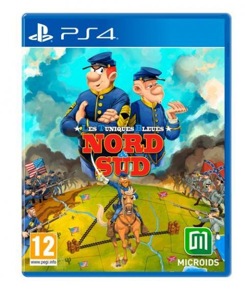 Les Tuniques Bleues - Nord & Sud (Remaster) sur PS4