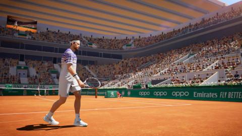 Tennis World Tour 2 : une version Switch complète mais techniquement limitée