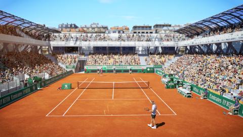 Tennis World Tour 2 prend date sur PC, PS4, Xbox One et Switch
