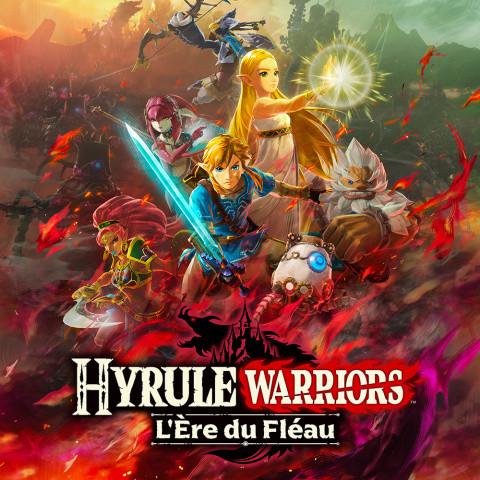 Hyrule Warriors : L'Ère du Fléau sur Switch