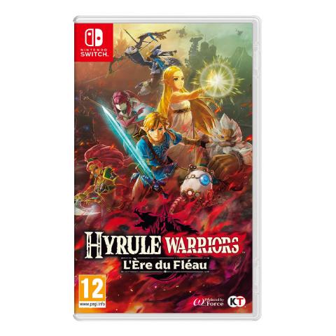 Promo Auchan: Hyrule Warriors : L'ère du Fléau en réduction de 22%