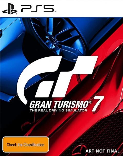 Gran Turismo 7 sur PS5