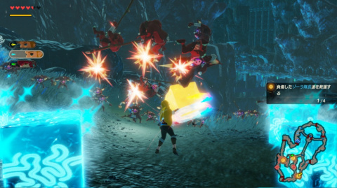 Hyrule Warriors : L'Ère du Fléau - La préquelle de BOTW inquiète autant qu'elle fait envie