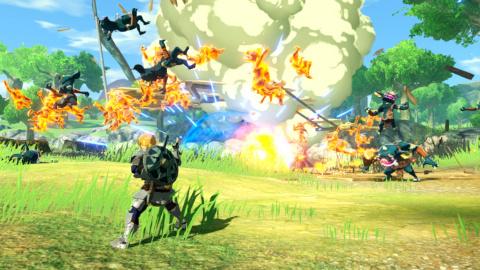 Hyrule Warriors L'Ère du Fléau : Nintendo fait le point sur la gratuité du bonus de précommande