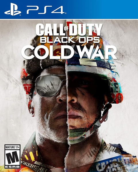 Call of Duty : Black Ops Cold War sur PS4
