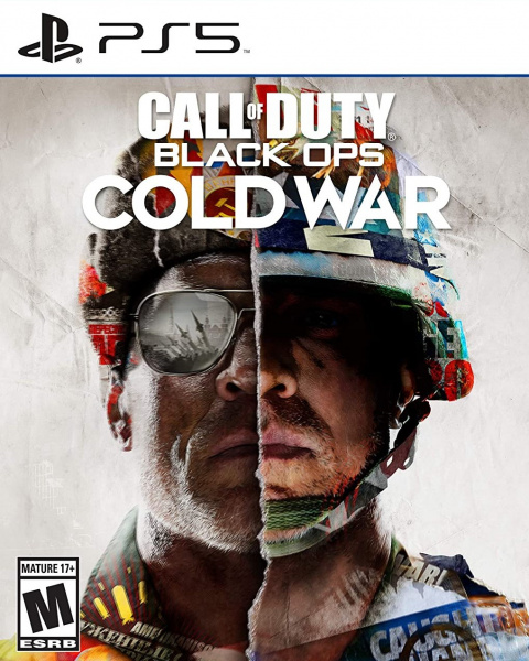 Call of Duty : Black Ops Cold War sur PS5