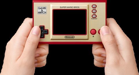 Game & Watch Super Mario Bros : la console s'offre une nouvelle bande-annonce