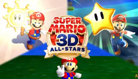 Super Mario 3D All-Stars, solution complète