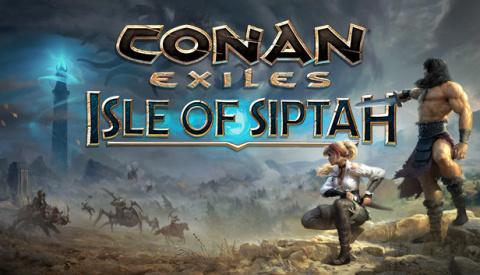 Conan Exiles: Isle of Siptah sur ONE