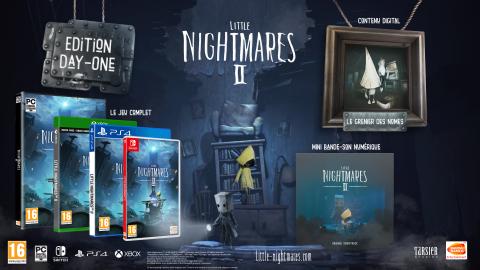 Little Nightmares 2 : Les précommandes sont ouvertes, deux éditions proposées [MàJ]