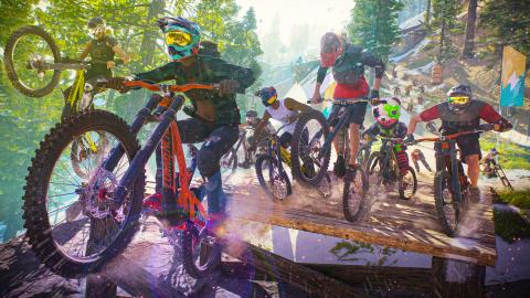 Riders Republic : Ubisoft Annecy se relance dans les sports extrêmes