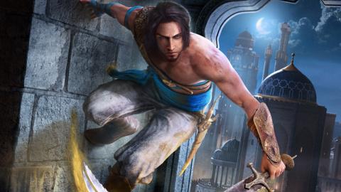 Le remake de Prince of Persia : Les Sables du Temps s'officialise