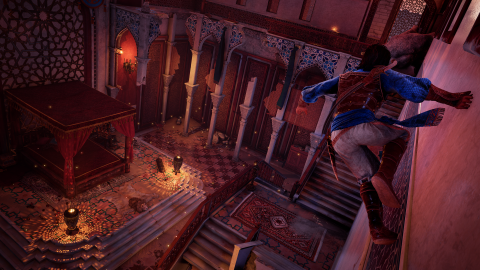 Prince of Persia : Les Sables du Temps Remake est une fois de plus repoussé