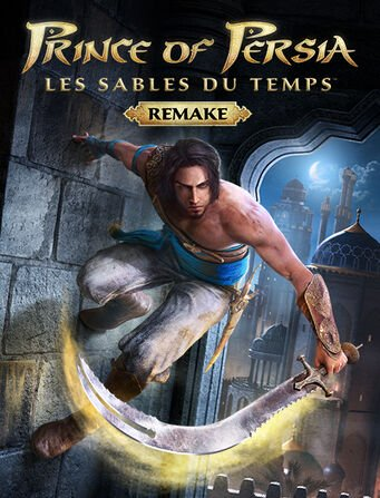 Prince of Persia : Les Sables du Temps Remake sur PS4